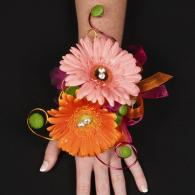 Daisy Prom Corsage